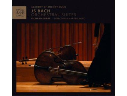 AAMEGARR - Bachorchestral Suites (CD)