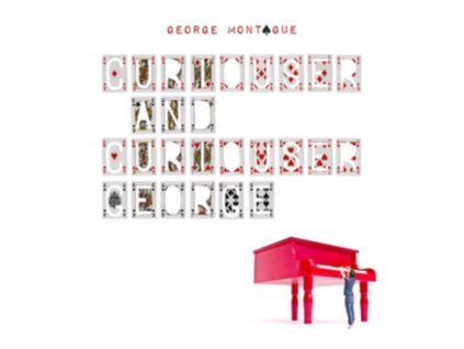 GEORGE MONTAGUE - Curiouser And Curio (CD)
