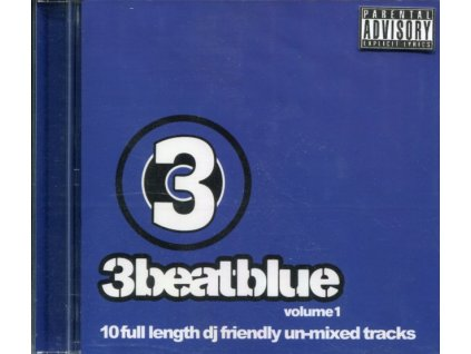 VARIOUS ARTISTS - 3 Beat Blue Volume 1 (CD)