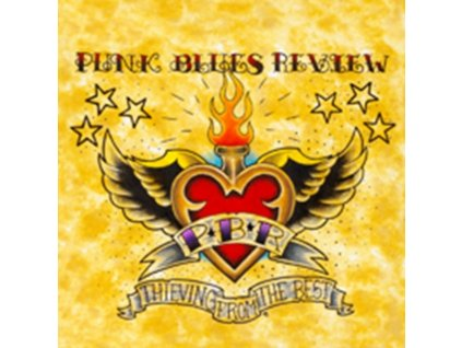 PUNK BLUES REVIEW - Thieving From The Best (CD)