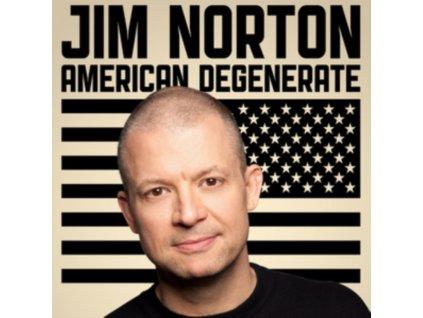 JIM NORTON - American Degenerate (CD)