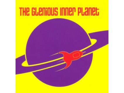GLEN ACKERMAN - Glenious Inner Planet (CD)