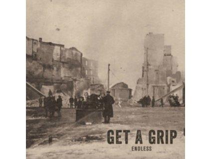 GET A GRIP - Endless Green Peaks (CD)