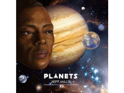 JEFF MILLS - Planets (CD)