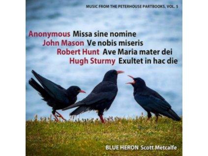 BLUE HERONMETCALFE - Missa Sine Nomine (CD)