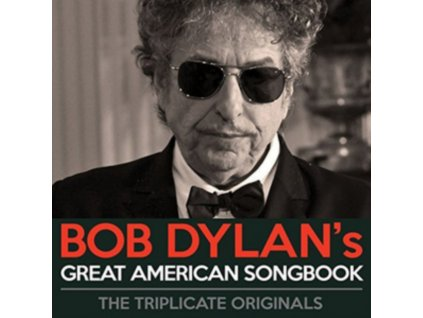 BOB DYLAN - Bob Dylans Great American Songbook (CD)