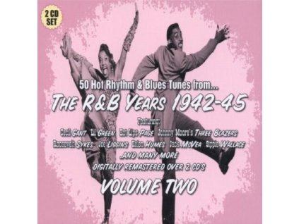 VARIOUS ARTISTS - The R  B Years 19421945  Vol 2 (CD)