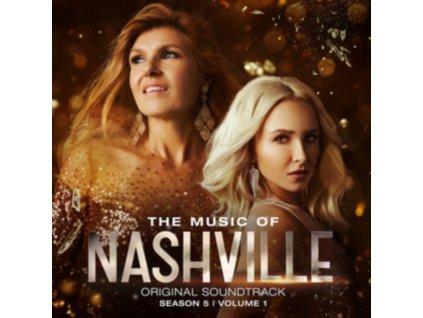 NASHVILLE CAST - The Music Of Nashville - Season 5 Vol 1 (CD)