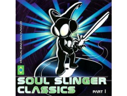 DJ SOUL SLINGER - Classics Part 1 (CD)