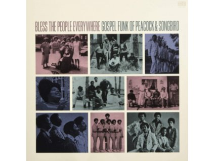 VARIOUS ARTISTS - Bless The People Everywhere: Gospel Funk Of Peacock & Songbird (CD)
