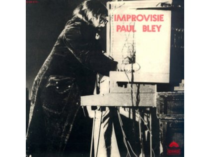 PAUL BLEY FEATURING ANNETTE PEACOCK - Improvisie (CD)