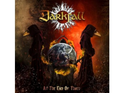 DARKFALL - At The End Of Times (CD)