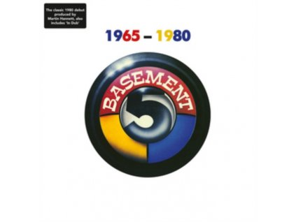 BASEMENT 5 - 1965-1980 / In Dub (CD)