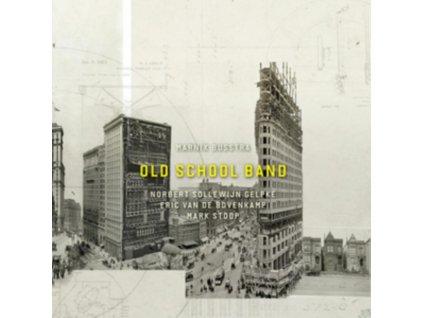 MARNIX BUSSTRA - Old School Band (CD)