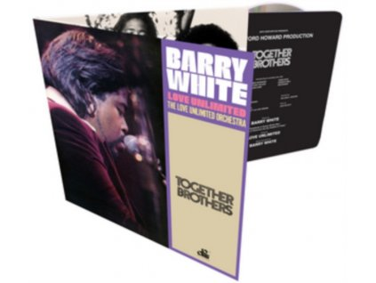 BARRY WHITE - Together Brothers (20th Century Records) (CD)
