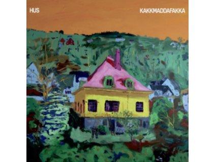KAKKMADDAFAKKA - Hus (CD)