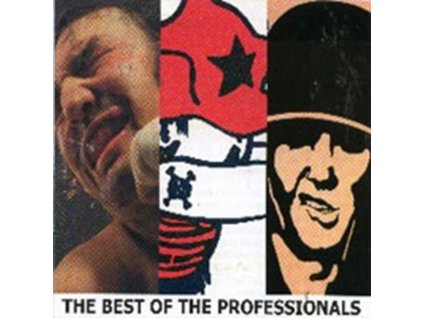 PROFESSIONALS - Best Of (CD)