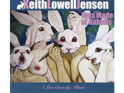 KEITH LOWELL JENSEN - Cats Ma (CD)