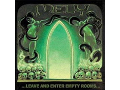 MELY - Leave And Enter Empty Rooms... (CD)