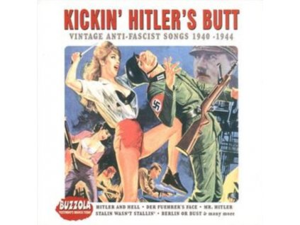 VARIOUS ARTISTS - Kicking Hitlers Butt (CD)