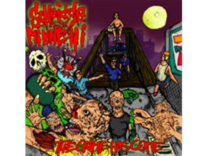 SCHEISSE MINNELLI - The Crime Has Come (CD)