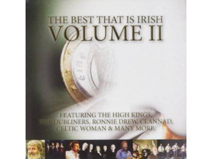 VARIOUS ARTISTS - Best That Is Irish Vol 2 (CD)