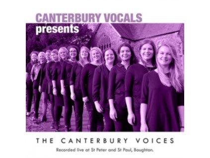 CANTERBURY VOCALS - The Canterbury Voices (CD)