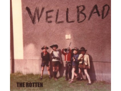 WELLBAD - The Rotten (CD)