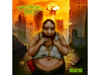 SACRIFICE THEORY - Infected (CD)