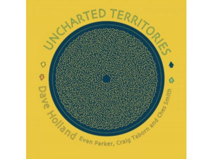 DAVE HOLLAND - Uncharted Territories (Feat. Evan Parker / Craig Taiborn And Ches S) (CD)