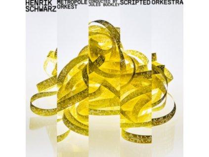 HENRIK SCHWARZ & METROPOLE ORKESTRA - Scripted Orkestra (CD)