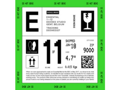 SOULWAX - Essential (CD)