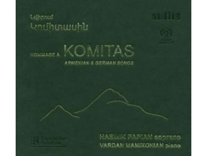 KOMITAS - Hommage A Komitas (SACD)
