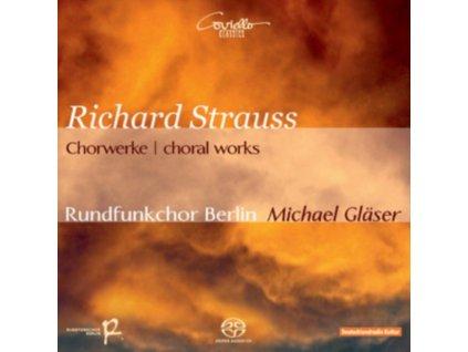 R. STRAUSS - Chorwerke - Choral Works (SACD)