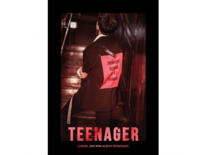 SAMUEL - Teenager (2Nd Repackage) (CD)