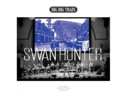 BIG BIG TRAIN - Swanhunter (CD)