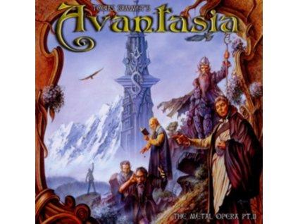 AVANTASIA - The Metal Opera Pt. II (CD)