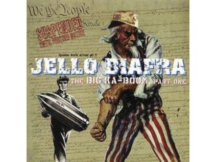 JELLO BIAFRA - The Big Ka-Boom. Part One (CD)