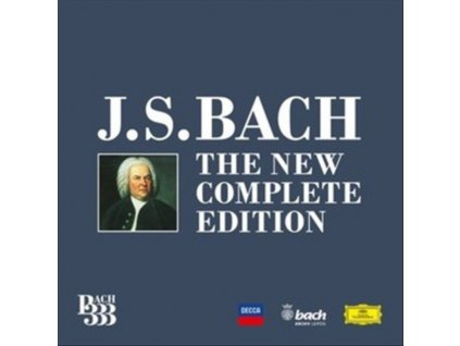 VARIOUS ARTISTS - J.S. Bach: The New Complete Edition (CD Box Set)