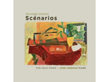 JOHN LENEHAN - Richard Harvey: Scenarios for Solo Piano (CD)