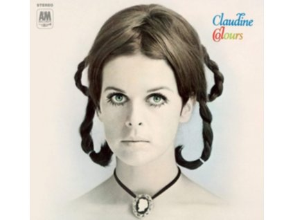 CLAUDINE LONGET - Colors (Arr By Nick Decaro And Produced By Tommy Lipuma) (CD)