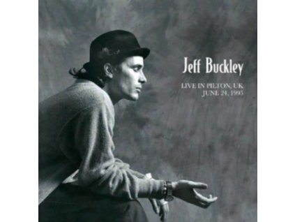 JEFF BUCKLEY - Live In Pilton UK. June 24. 1995 (CD)