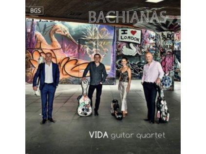 VIDA GUITAR QUARTET - Bachianas (CD)