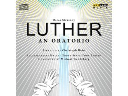STAATSKAPELLE HALLE/ERNST - Oscar Strasnoy: Luther - An Oratorio (CD)