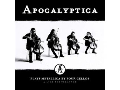 APOCALYPTICA - Plays Metallica - A Live Performance (CD + DVD)