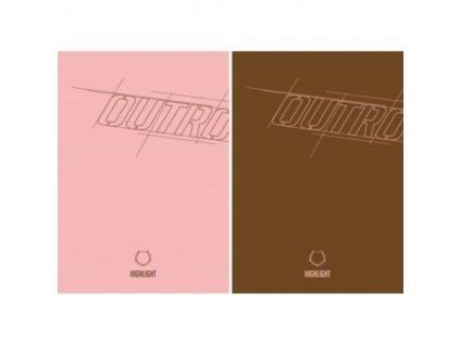 HIGHLIGHT - Outro (CD)