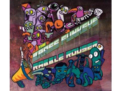 BRASS FUNKEYS - Rabble Rouser (CD)