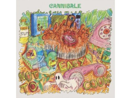 CANNIBALE - Not Easy To Cook (CD)