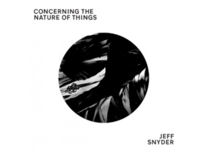 JEFF SNYDER - Concerning The Nature Of Things (CD)