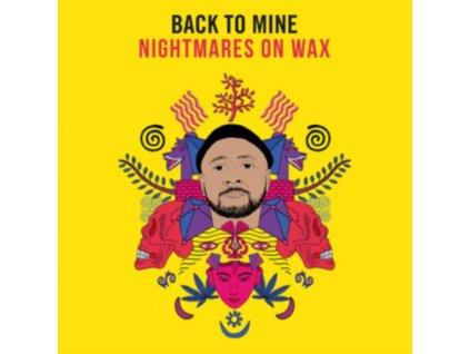 NIGHTMARES ON WAX - Back To Mine - Nightmares On Wax (CD)